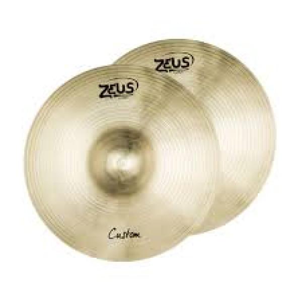 "Prato Zeus Custom 14"" Hi-hat"