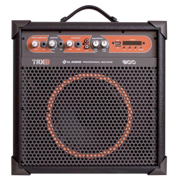 Caixa de som LL Audio TRX8 Multiuso