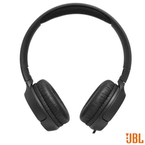 FONE JBL T500 PRETO