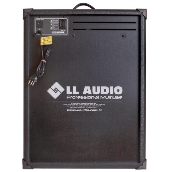 Caixa de som LL Audio TRX12 Multiuso