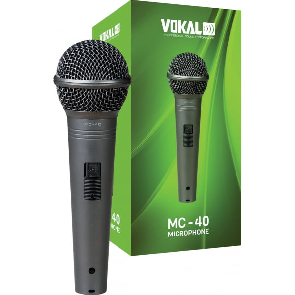 Microfone Vokal MC-40